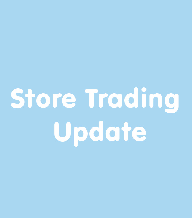 Store Trading Update - 642 x 727